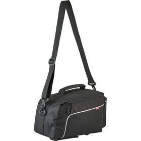 KlickFix Rackpack Light Luggage Carrier Bag for GTA black